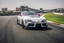 Toyota's GR Supra krijgt GT4-homologatie