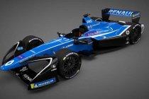 Renault e.DAMS onthult nieuw kleurenschema