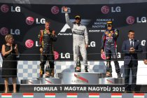 GP Hongarije: Eerste seizoenszege voor Lewis Hamilton