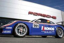 Kronos Porsche Centre met Porsche 991 Cup naar Belcar Endurance Championship