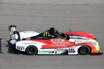 New Race Festival: Opnieuw McDonald's Racing snelste in de tweede vrije training