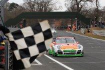 Oulton Park: Porsche wint beide races