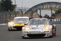 Newsflash: Brandende ProSpeed Porsche zorgt voor nieuwe onderbreking
