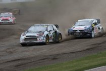 Lydden Hill: Petter Solberg superieur