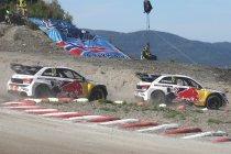RallycrossRX: Edward Sandström met EKS Audi Supercar aan de start in Mettet