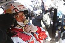 Sébastien Loeb, even terug van nooit weggeweest