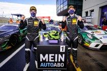 Oschersleben: Michael Ammermüller en Mathieu Jaminet winnen race 2