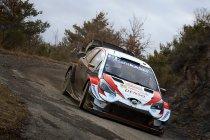 WRC: wereldtoppers draaien warm op Belgische bodem