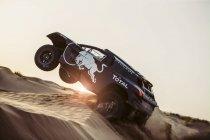 Peugeot stelt nieuwe 2008 DKR voor
