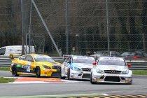 Monza: Romeo Ferraris Mercedes duo niet te stoppen