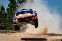 WRC: Tänak behoudt controle, Neuville blijft hangen
