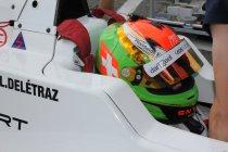 Ook Louis Delétraz kiest voor Formula 3.5 V8