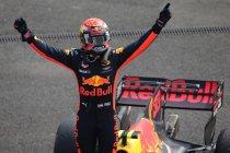Mexico: Verstappen wint - Hamilton kampioen - Vandoorne twaalfde