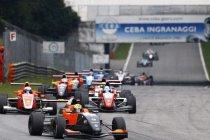 FR 2.0 Eurocup: Podiumplaats voor Max Defourny in Monza