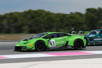 Lamborghini en Audi bovenaan tijdens tweede testdag