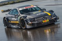 Mercedes presenteert nieuwe C63 DTM