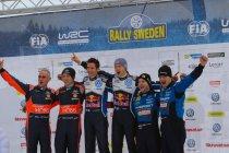 Rally Zweden: Opnieuw Ogier en Volkswagen