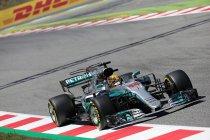 Barcelona: Hamilton op pole - Vandoorne negentiende