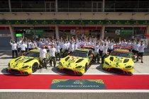 Geen officiële Aston Martins meer in het WEC