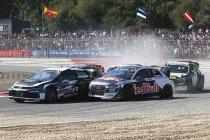 Frankrijk: De zevende voor Kristoffersson - Foute gok van Audi in finale?