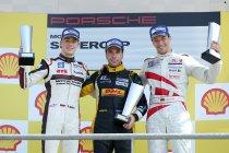 Porsche Supercup: België: Philipp Eng loopt uit in kampioenschap na zege in race 2