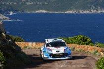 Tour de Corse: Sterke Bouffier klaar voor eindsprint met Kopecky