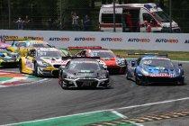 Monza: Kelvin van der Linde (Abt Audi) domineert tweede race