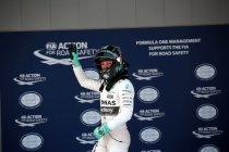 GP Spanje: Rosberg verovert de pole vóór Hamilton