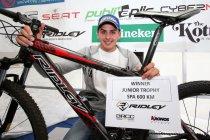 BRCC: De Junior Trophy voor Dylan Derdaele