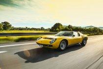 Lamborghini Miura SV wordt vijftig jaar in 2021