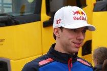 Pierre Gasly in 2019 naar Red Bull