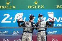 Road To Le Mans: Ugo de Wilde en Mühlner Motorsport domineren de race