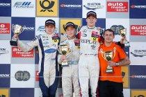 Euro F3: Zandvoort: Drie op drie voor Rosenqvist