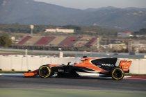 Wintertesten Barcelona: McLaren moest krachtbron wisselen na één ronde - Vandoorne bevestigd