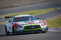Hankook 12H Zandvoort: Twee generaties Mercedes-Benz GT3's op eerste startrij