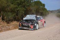 Citroën dankt Meeke voor bewezen diensten