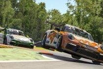 Monza: Larry ten Voorde eerste kampioen in virtuele Porsche Mobil 1 Supercup