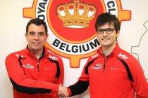 """TAC Rally: Gino Bux: """"Eric geeft me vertrouwen"""""""