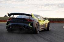 Lotus stelt de Emira GT4 voor
