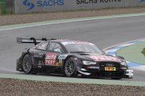 Hockenheim: Timo Scheider (Audi) lukt pole, Augusto Farfus tweedesnelst