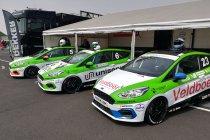 Jumbo Racedagen: Loek Hartog zegeviert in race 2 van de Ford Fiesta Sprint Cup