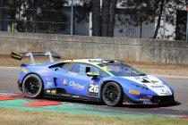 24H Zolder: Woutim duwt Hoogaars in Chrisal-Lamborghini