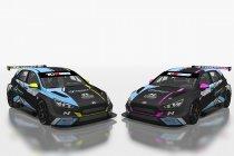 Nicolas Baert en Gilles Magnus nemen deel aan TCR Europe SIM Racing