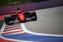 Sochi: Eerste rij naar Ferrari voor het eerst in bijna 10 jaar