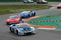 Monza: Jens Reno Möller en Honda NSX ongenaakbaar in GT Sports Club
