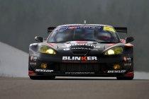 Francorchamps: Ferrari (Villorba Corse) en Corvette (V8 Racing) op pole