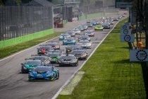 Monza: Meer dan 30 wagens voor opener Lamborghini Super Trofeo Europe