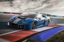 Louis Machiels met Lamborghini in Blancpain Endurance