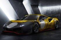 Ferrari onhult 488 GT Modificata op basis van GT3- en GTE-bolide