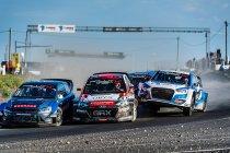 Enzo Ide klaar voor WK RX na opnieuw finale in RallyX Nordic